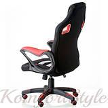 Кресло Abuse black/red, фото 7