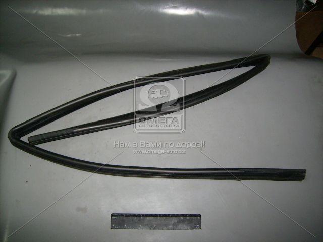 Ущільнювач скла опускного ВАЗ 2109 задній лівий (вир-во БРТ). 2109-6203293Р. Ціна з ПДВ.