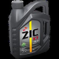 Масло моторное ZIC 10W-40 X7 DIESEL (API CI-4,ACEA E7,A3/B3/B4) 4л