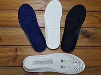 Стелька обувная спортивная обрезная до 44 размера