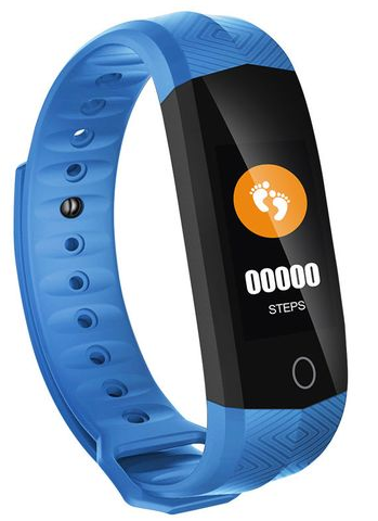 Фитнес-браслет Smart band CD02 Blue Гарантия 1 месяц