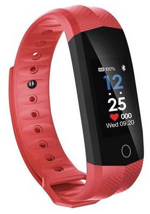 Фитнес-браслет Smart band CD02 Red Гарантия 1 месяц, фото 2