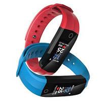 Фитнес-браслет Smart band CD02 Red Гарантия 1 месяц, фото 3
