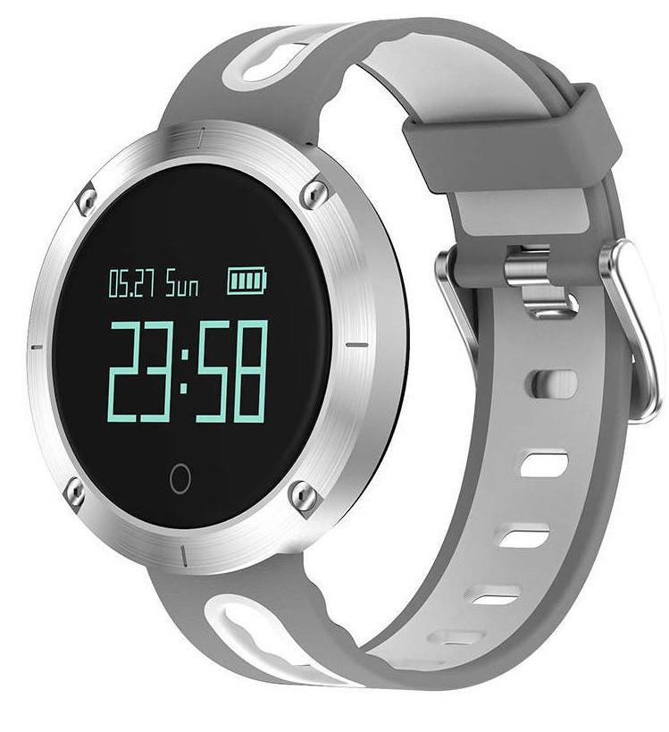 Фитнес-браслет Smart Band DM58 Grey Гарантия 1 месяц