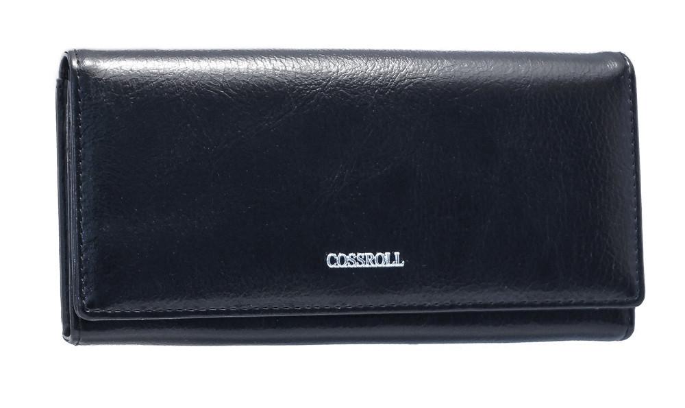 Женский кошелек Cossroll B128-9111-2 Black