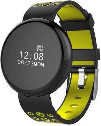 Фитнес-браслет Smart Band i8 Yellow Гарантия 1 месяц, фото 2