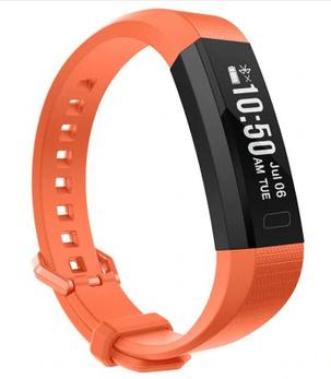 Фитнес-браслет Smart band Y11 Orange Гарантия 1 месяц, фото 2