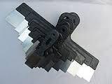 Шпатель з нержавіючої сталі до гіпсу 200мм