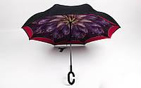 Зонт Перу марсаловый