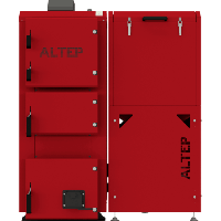 Котел твердопаливний Альтеп Duo Pellet 25 кВт, фото 1