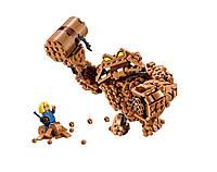 Детские конструкторы JVToy (Напад глиняного монстра)