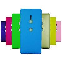Пластиковый чехол Alisa для Sony Xperia XZ3 (10 цветов)