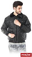 Куртка с водоотталкивающей пропиткой утеплённая рабочая Reis Польша (одежда зимняя защитная рабочая), фото 1