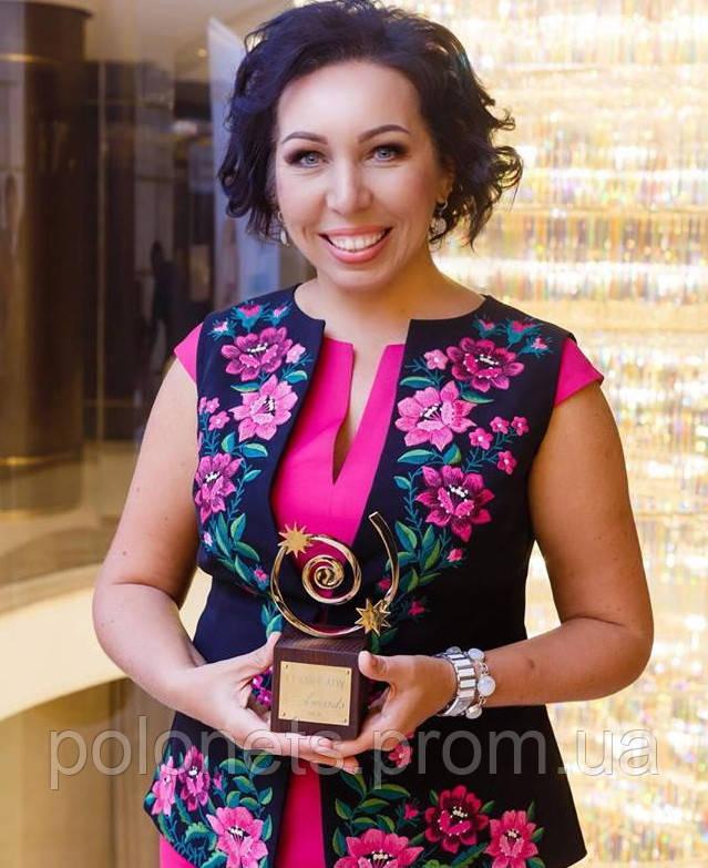 Відзнакою COSMO LADY Awards 2018 нагороджено Оксану Полонець 273471efa8b43