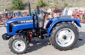 Трактор Foton FT 244 HRX (24л.с., 4х4, гидроусилитель руля)