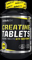 Креатин BioTech - Creatine Tablets (200 таблеток) лимон