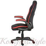 Кресло Prime black/red, фото 3