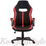 Кресло Prime black/red, фото 4