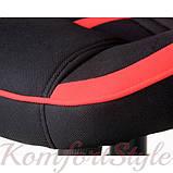 Кресло Prime black/red, фото 5