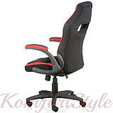 Кресло Prime black/red, фото 6