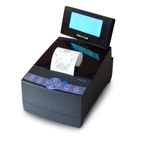 Стационарный фискальный регистратор MG-N707TS с КСЕФ