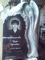 Памятник Ангела на могилу №488