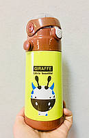 Термос детский Жираф 350мл