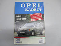 Каталог OPEL KADETT 1988->гг