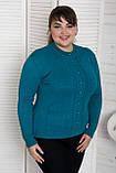 Кофта женская 54-56, фото 7
