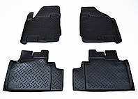 Килимки в салон для Cadillac SRX (10-) (полиур., компл - 4шт) NPL-Po-10-51, фото 1