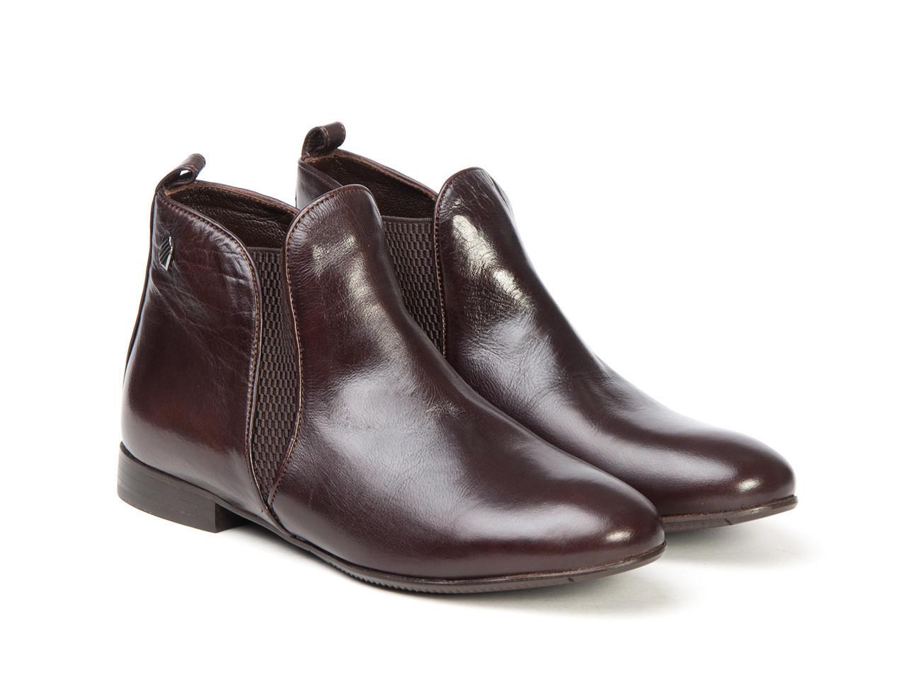 Ботинки Etor 3560-0-3626 38 коричневые
