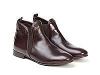 Ботинки Etor 3560-0-3626 38 коричневые, фото 1