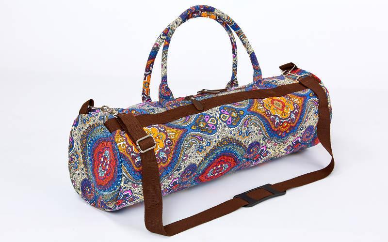 Сумка для йога килимка Yoga bag KINDFOLK FI-6969-1