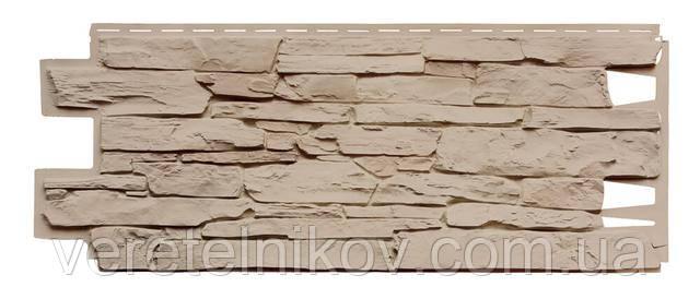 Фасадные панели, цокольный сайдинг Vox Solid Stone Lazio