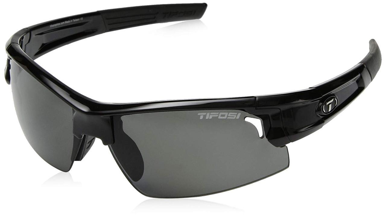 Спортивні окуляри Tifosi Synapse Gloss Black поляризаційні 1420500250