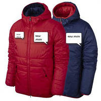 Детская куртка, парка удлиненная , пальто спортивное, до колен или ниже колен. Для команд и розница, фото 1