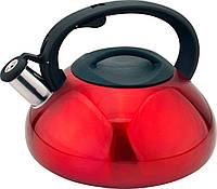 Чайник со свистком 2,5 л Aurora AU 611