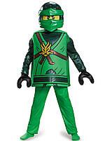 Карнавальный костюм Лего Ниндзяго Ллойд  LEGO