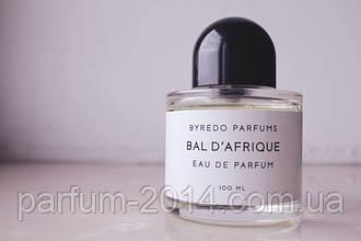Парфумована вода унісекс Byredo Bal d'afrique (репліка)