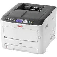 Принтер OKI C612N 46406003