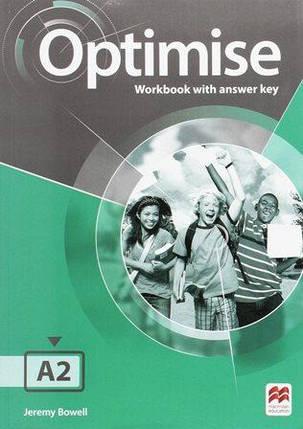 Optimise A2 Workbook with key (Робочий зошит), фото 2