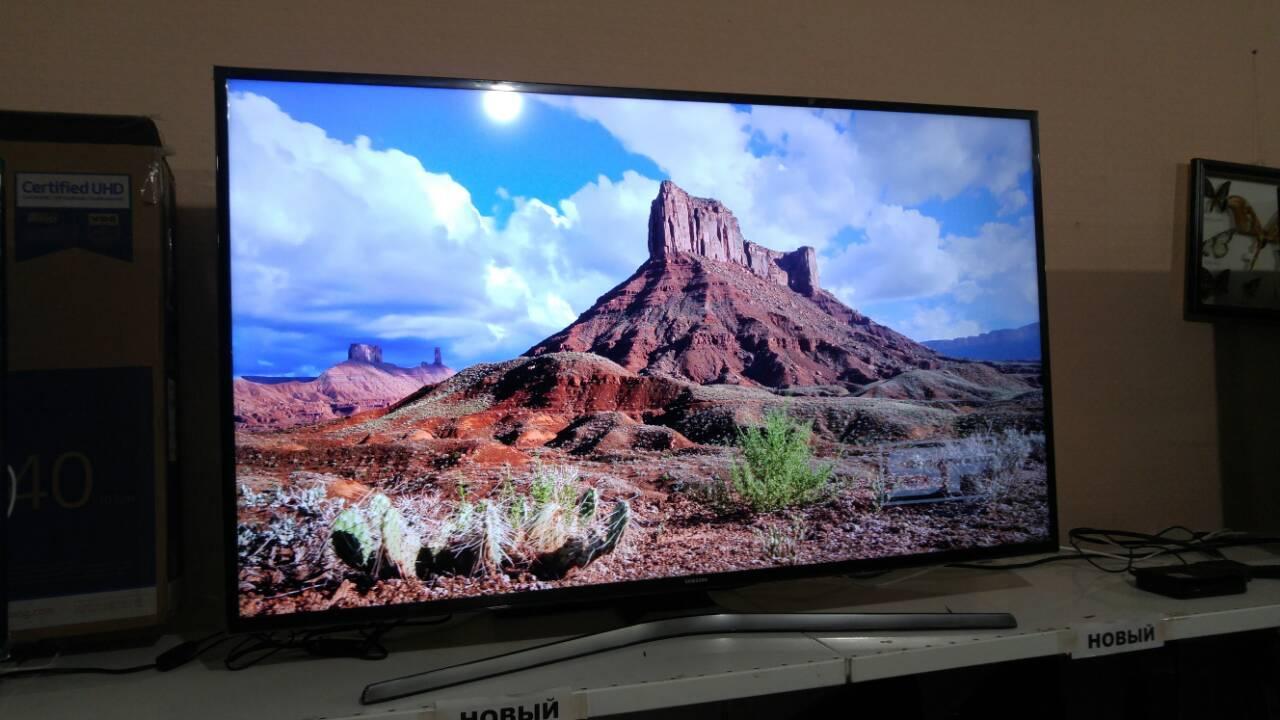 Телевизор Samsung UE50MU6102