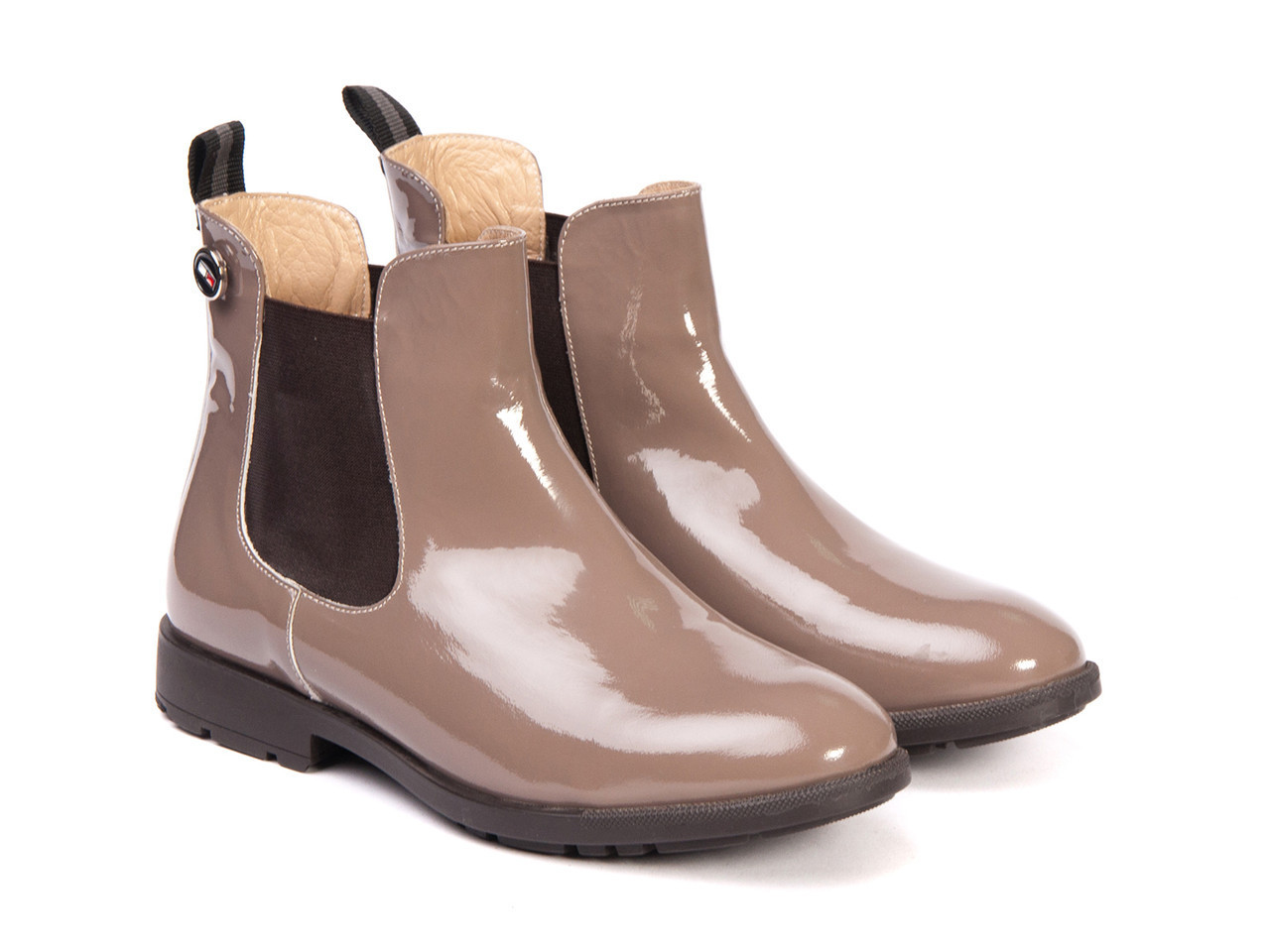 Ботинки Etor 4269-0-7134-1405 39 бежевые