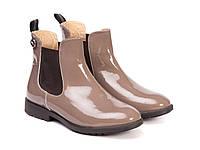 Ботинки Etor 4269-0-7134-1405 39 бежевые, фото 1