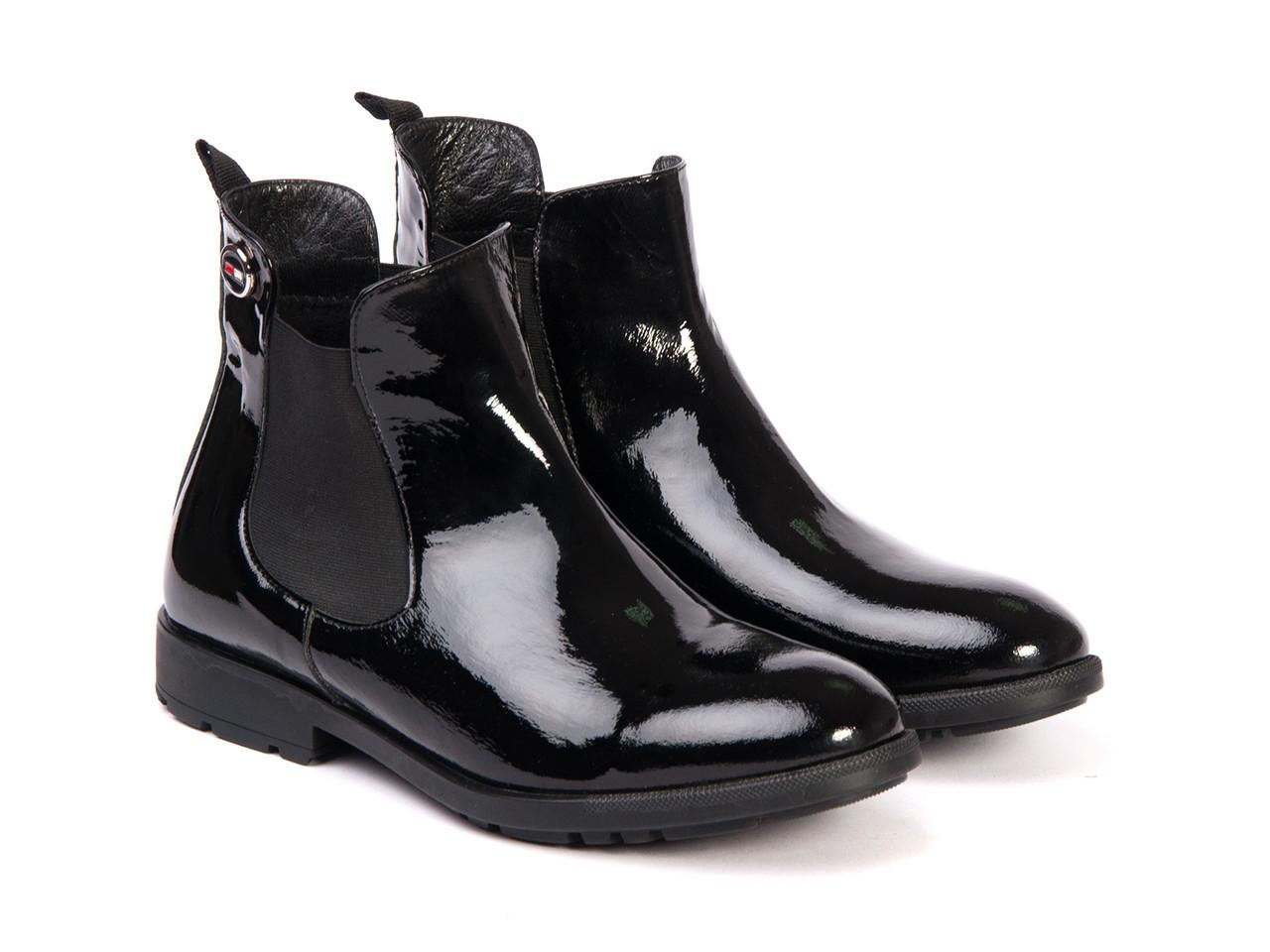 Ботинки Etor 4269-0-7134 37 черные