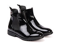 Ботинки Etor 4269-0-7134 37 черные, фото 1