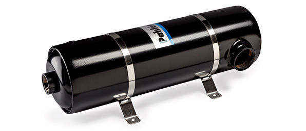 Теплообмінник Pahlen Maxi-Flo трубчастий MF 135, 40кВт