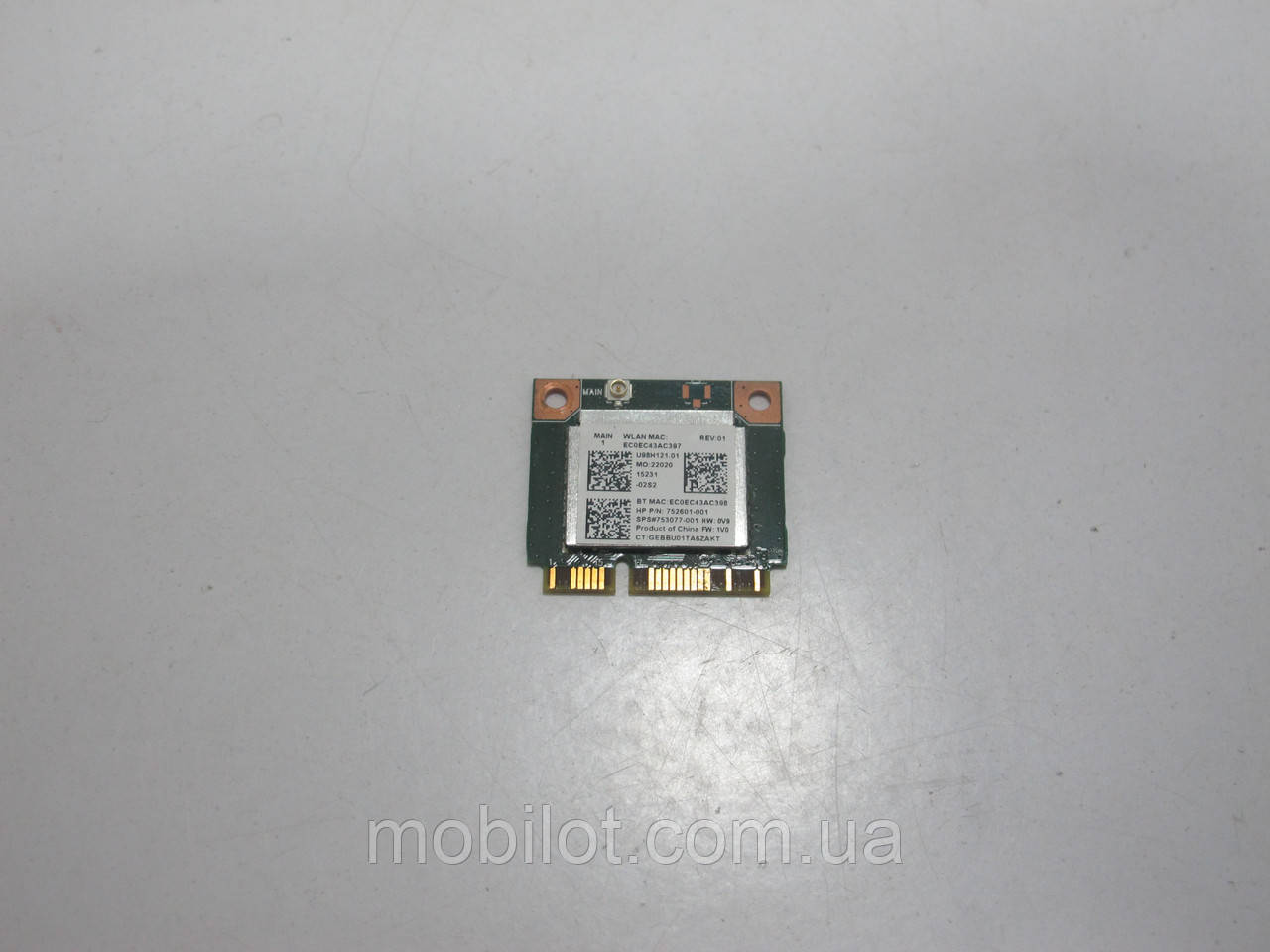 Wi-Fi модуль HP 15-g023sr (NZ-7405)
