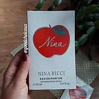 Туалетная вода женская Nina Ricci - 15 мл