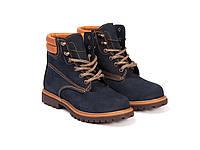 Ботинки Etor 2852-4310-2298 39 синие, фото 1
